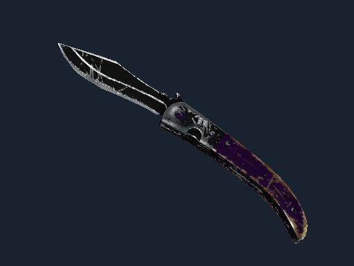 ★ Navaja Knife | Ultraviolet