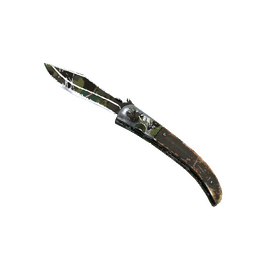 ★ Navaja Knife | Boreal Forest (Battle-Scarred)