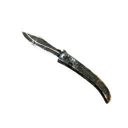 ★ StatTrak™ Navaja Knife | Forest DDPAT (Battle-Scarred)