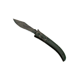 ★ StatTrak™ Navaja Knife | Forest DDPAT (Factory New)