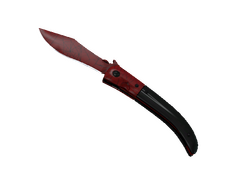 Skin ★ Navaja Knife | Crimson Web