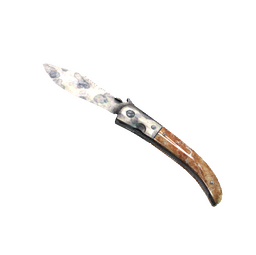 ★ StatTrak™ Navaja Knife | Stained (Well-Worn)