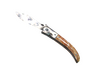 Skin ★ Navaja Knife | Stained