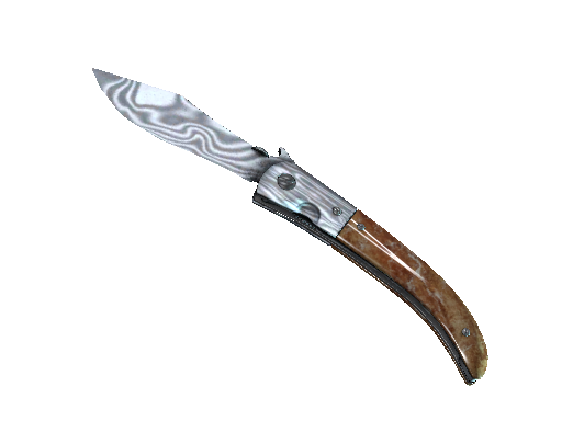 ★ StatTrak™ Navaja Knife | Damascus Steel (Battle-Scarred)