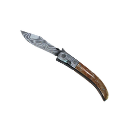 ★ StatTrak™ Navaja Knife | Damascus Steel (Well-Worn)