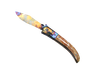 Skin ★ Navaja Knife | Case Hardened