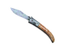 Skin ★ Navaja Knife | Blue Steel