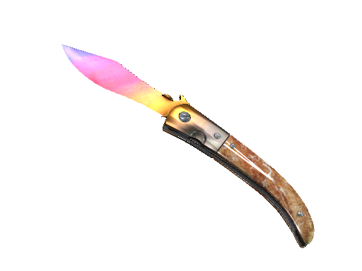 ★ Navaja Knife | Fade (Minimal Wear)