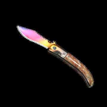 ★ NAVAJA KNIFE | MARBLE FADE