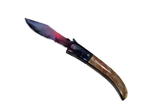 ★ StatTrak™ Navaja Knife | Doppler (Minimal Wear)