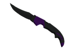 ★ Falchion Knife | Ultraviolet (Factory New)