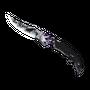 ★ Falchion Knife | Ultraviolet (Battle-Scarred)
