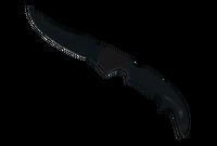 ★ Falchion Knife   Night (Minimal Wear)
