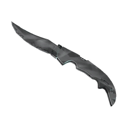 ★ StatTrak™ Falchion Knife | Urban Masked (Well-Worn)