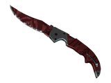 ★ Falchion Knife | Slaughter (Field-Tested)