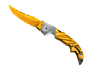 Falchion Knife - Tiger Tooth