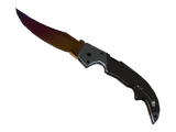 ★ Falchion Knife | Fade (Factory New)