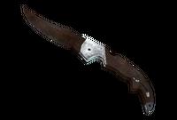 ★ Falchion Knife   Rust Coat (Battle-Scarred)