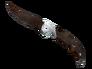 Falchion Knife - Rust Coat