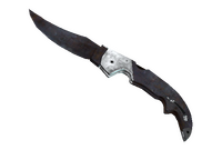 ★ Falchion Knife   Rust Coat (Well-Worn)