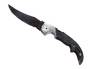 Skin Falchion Knife | Rust Coat
