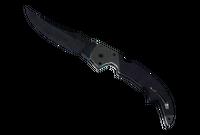 ★ Falchion Knife   Blue Steel (Field-Tested)
