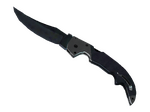 ★ Falchion Knife | Blue Steel