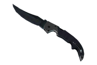 ★ Falchion Knife   Blue Steel (Factory New)