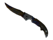 ★ Falchion Knife Case Hardened