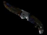★ StatTrak™ Falchion Knife | Case Hardened (Battle-Scarred)