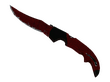 ★ Falchion Knife Crimson Web