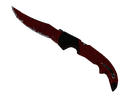 ★ Falchion Knife   Crimson Web