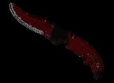 ★ StatTrak™ Фальшион | Кровавая паутина, Поношенное, 9438.3$