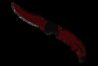 ★ Falchion Knife   Crimson Web (Factory New)