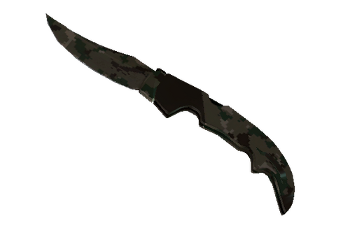 ★ Falchion Knife | Forest DDPAT (Minimal Wear) Prices