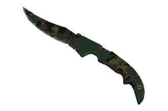 ★ Falchion Knife | Boreal Forest (Field-Tested) Price