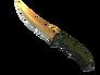 Flip Knife - Lore