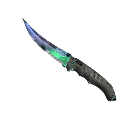★ Flip Knife | Gamma Doppler (Minimal Wear)