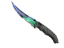 Flip Knife - Gamma Doppler