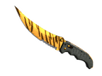 ★ Flip Knife Tiger Tooth (Factory New)