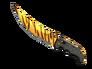 Flip Knife - Tiger Tooth
