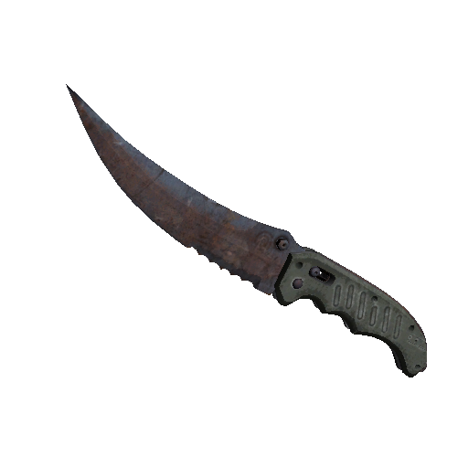Flip Knife | Rust Coat - gocase.pro