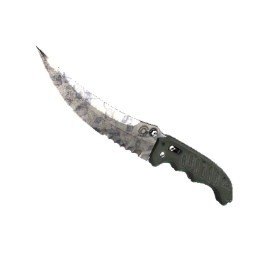 ★ Flip Knife | Stained