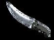 ★  Flip Knife Damascus Steel