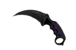 ★ Karambit | Ultraviolet (Field-Tested)