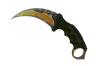 ★ StatTrak™ Karambit | Lore (Battle-Scarred)