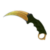 ★ StatTrak™ Karambit | Lore <br>(Well-Worn)