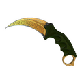 ★ Karambit | Lore <br>(Well-Worn)