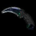 ★ StatTrak™ Karambit | Gamma Doppler <br>(Minimal Wear)