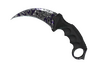 ★ StatTrak™ Karambit | Freehand (Well-Worn)